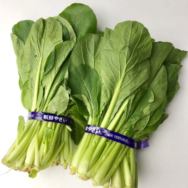 画像1: 沖縄産 小松菜 1束(約500g) (1)